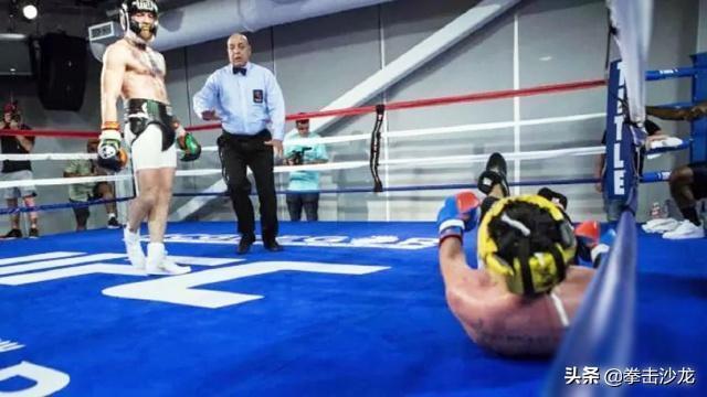 麥格雷戈真的徹底退役了嗎?發佈推特照片暗示轉戰職業拳壇!