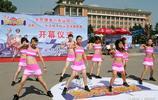 長春街頭:籃球寶貝 性感熱舞