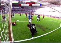 奧迪杯-庫利巴利賈凱里尼破門 那不勒斯2-0拜仁獲第三