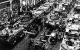 第二次世紀大戰期間坦克工廠,各國都在批量生產坦克