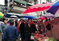 重慶人和趕場人擠人,東西新鮮又便宜,快來看你想買什麼?