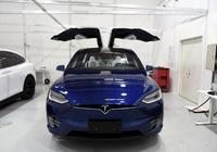 特斯拉Model X 90D,伸手可以觸碰的未來,蝙蝠俠的座駕