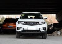 想買吉利?博越不一定是最佳選擇,這SUV零百7.71秒,8萬入手