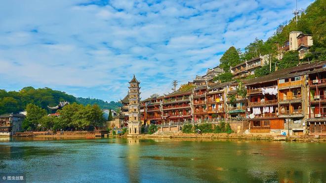 清明節最受歡迎10大免費景區,湖南一景區上榜,為中國最美麗小城