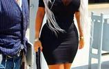 美國女星Sophia Vegas身材誇張,回頭率百分之百,網友:欣賞不來