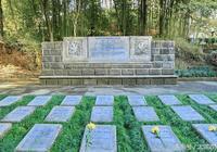 中國軍人的烈士墓園裡,為何埋葬一個日本少將,墓碑上還寫著兩個字