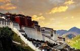 美麗的中國 布達拉宮 美麗的地方