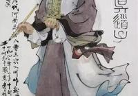 """吳道子:書法沒練成,卻成了一代""""畫聖"""""""