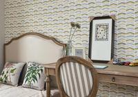 130平米新美式家裝設計案例