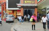 實拍:深圳最繁華地帶的小吃街,怪異美食讓姑娘繞道走