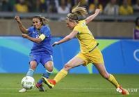 女足世界盃:巴西女足硬撼澳洲女足