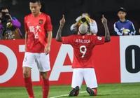 亞冠-恆大主場2-0擒廣島奪開門紅 塔利斯卡破門保利尼奧建功