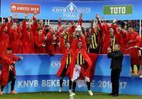 加冕!張玉寧隨維特斯首奪荷蘭杯冠軍