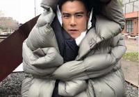 有一種冷叫彭于晏覺得很冷,網友:神奇操作,衣服還可以這麼穿?