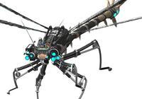 蜻蜓機器人(機械蜻蜓)模型3D圖紙 SOLIDWORKS設計