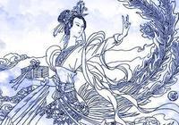 傳說中的九天玄女在天界地位無法取代,並且是軒轅黃帝的師傅