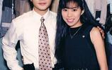網友晒珍藏多年與張國榮王祖賢朱茵合影 簡直是進階版的虹橋一姐