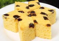 小米不要熬粥了,加半碗麵粉蒸發糕,5步就做好超簡單,鬆軟好吃