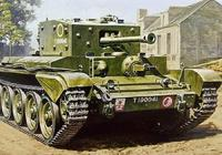 用畫筆將二戰坦克真實重現,看得見的二戰