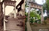 廣州地標新舊對比圖,越秀山從光禿禿到鬱鬱蔥蔥,城市愈發美麗