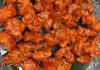 番茄沙司版糖醋排骨,營養豐富適合孩子補鈣,酸甜適中香酥誘人