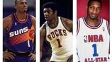 NBA歷史上最霸氣的六大球衣號碼!詹皇喬丹上榜 無科比庫裡