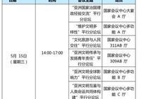 """亞洲文明對話大會啟幕,""""亞洲文化嘉年華""""今夜綻放"""