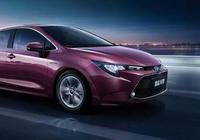 經過全新升級的豐田雷凌,能夠成功代替卡羅拉,成為購車首選