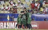 足球——美洲盃:祕魯戰勝玻利維亞