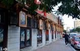 瀋陽一餐廳門前懸掛清十二帝畫像,引眾人關注