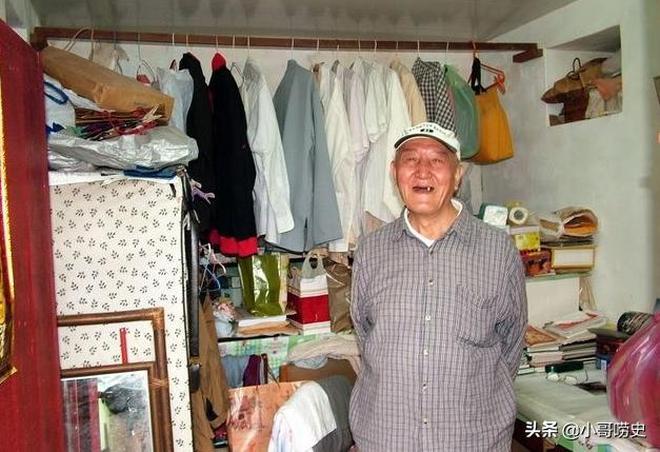 15歲追隨閻錫山,守墓58年,88歲的他說:閻部長在哪,我就在哪