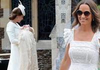 凱特王妃妹妹產後1個月出街好幾次,氣質身材都像沒生過,真厲害