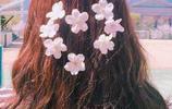 櫻花季,給你櫻花的髮型,櫻花的美