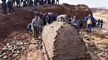 安徽發現宋代平民古墓,墓室高1.6米呈船形,一塊碎瓷片也值幾萬