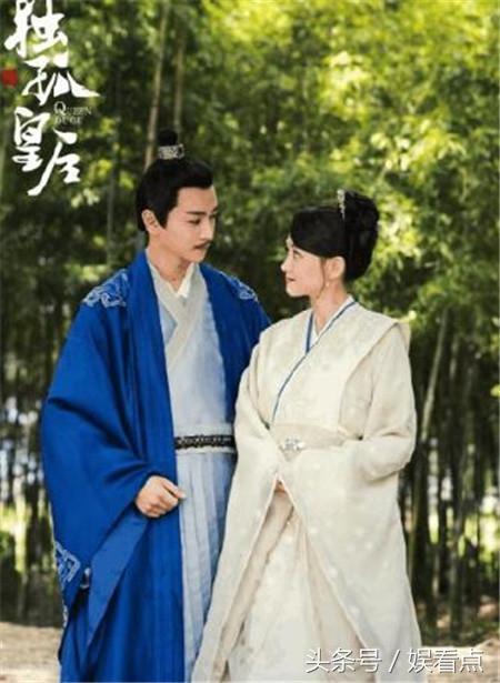 陳曉新劇搭檔陳喬恩《獨孤皇后》曝光,網友:光看劇照就很期待!