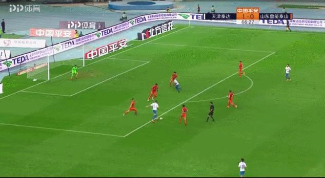 瓦格納梅開二度,泰達主場2-1戰勝山東魯能,對這場比賽有何評述?