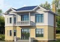 農村二層小別墅 農村房屋設計圖