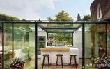 農村小院搭一個陽光房,把城裡人羨慕的不行,自己的家怎麼弄都行