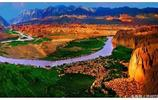 雙節來襲 想好去哪裡了嗎 蘭州周邊遊 5A級黃河石林景區值得一去