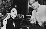 電影往事:著名電影導演陶金之女,永遠美麗的上海姑娘——陶白莉