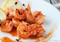 鮮蝦還能這麼吃!教你做檸檬蜂蜜蝦