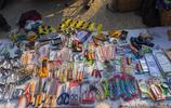 實拍濟南柳埠大集上的生產生活工具,你用過幾種?