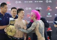 日本拳手猖狂挑釁中國拳王東亞病夫,上場90秒就被KO跪地求饒