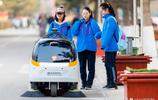 全球首款L4級量產無人駕駛清掃車亮相,圍觀群眾瞬間變身好奇寶寶