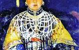 1904年美國畫家將慈禧的油畫帶回美國展覽,慈禧的容顏讓他們疑惑