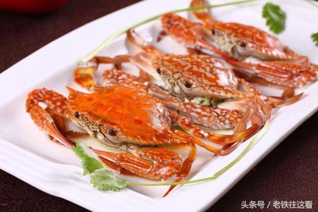 吃螃蟹的禁忌螃蟹!螃蟹和什麼不能一起吃?