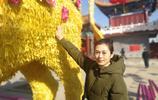 她是誰,一位年輕漂亮的昌邑女性,一直為故鄉的非遺文化忙碌!