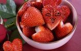 高清美圖美景:情人節禮物甜蜜草莓
