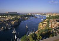世界上最長的河流——尼羅河