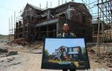 男子在外省發家致富,報答鄉鄰大恩,自掏2000萬建15棟別墅送村民